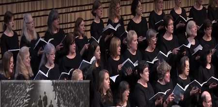 "Sanctus from The Armed Man: A Mass for Peace"" by Karl Jenkins"