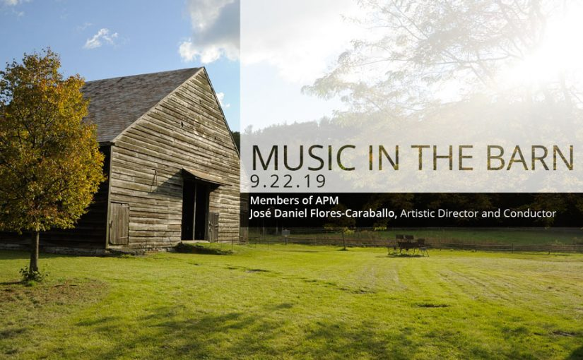 Music in the Barn 2019