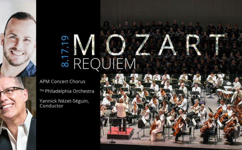 Mozart Requiem 2019