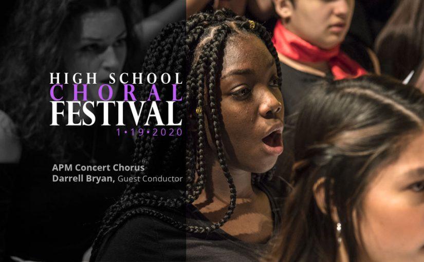 High School Choral Festival 2020